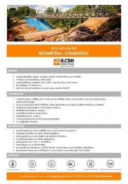 8CBR sludinajums betonētājam_2020